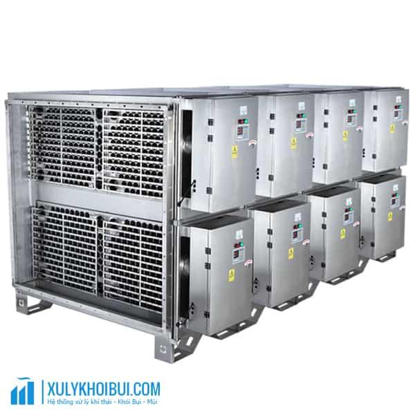 Thiết bị lọc bụi tĩnh điện Dr Air KT 50000
