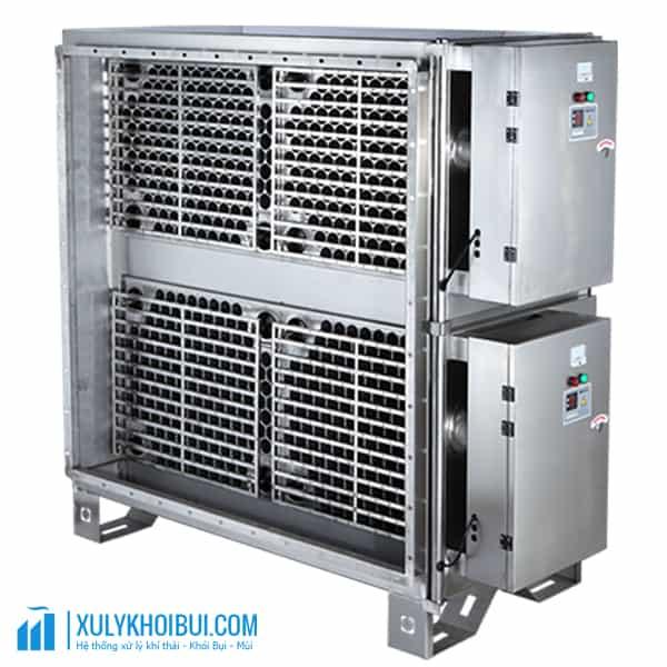 Thiết bị lọc bụi tĩnh điện Dr Air KT 8000